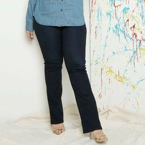 James Jeans Classic Boot Cut Curvy Deep End Jeans
